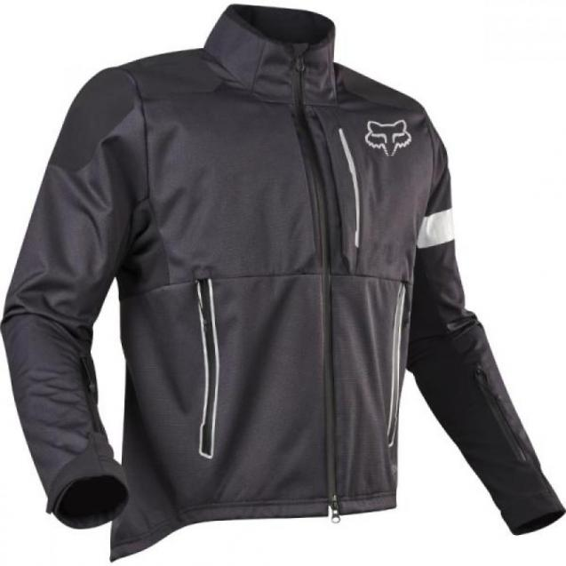 МОТОКУРТКА FOX LEGION JACKET CHARCOAL РАЗМЕР М