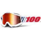 Очки 100% Accuri AF066 / Mirror Red Lens (50210-342-02)