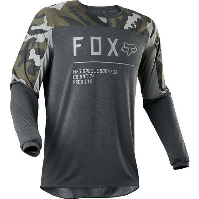 Мотоджерси Fox Legion DR Gain Jersey Camo