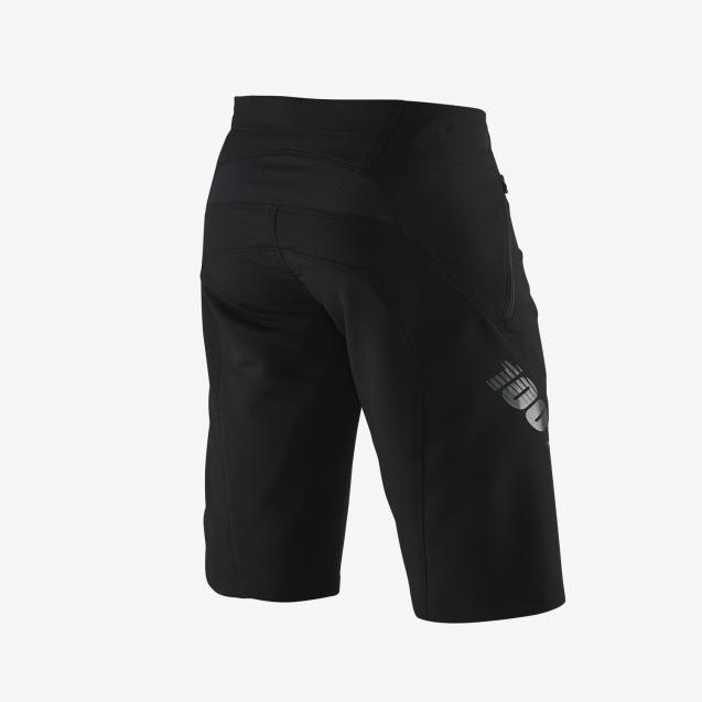 Велошорты 100% Airmatic Shorts Black