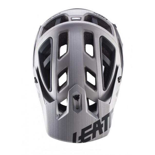Велошлем Leatt DBX 3.0 Enduro Helmet Brushed