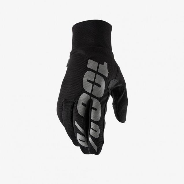 Мотоперчатки 100% Hydromatic Waterproof Glove Black