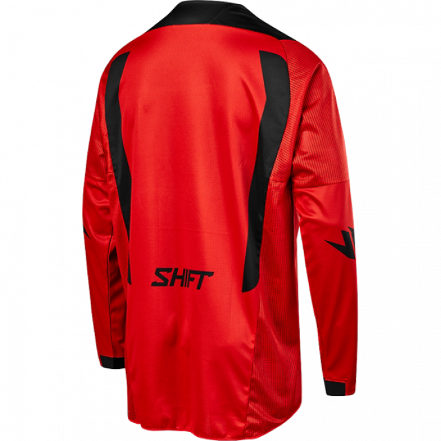 Мотоджерси Shift Black Mainline Jersey Red