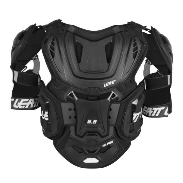 Защита панцирь Leatt Chest Protector 5.5 Pro HD Black