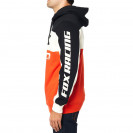 Толстовка Fox Charger Pullover Fleece Black/Orange