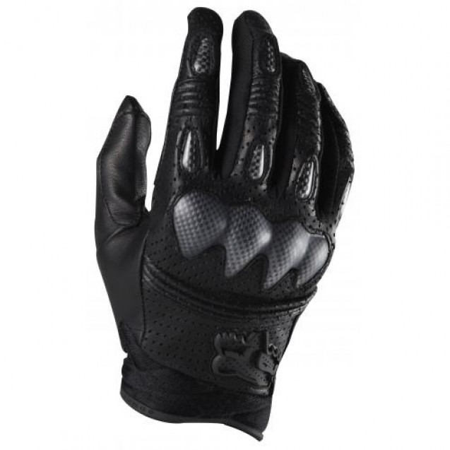 Мотоперчатки Fox Bomber Glove Black/Black