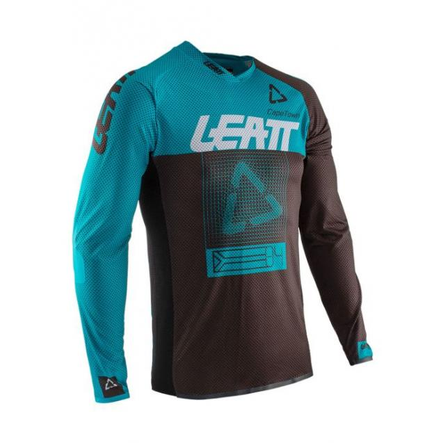 Велоджерси Leatt DBX 4.0 UltraWeld Jersey Ink