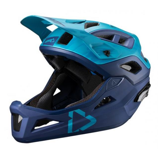 Велошлем Leatt DBX 3.0 Enduro Helmet Ink