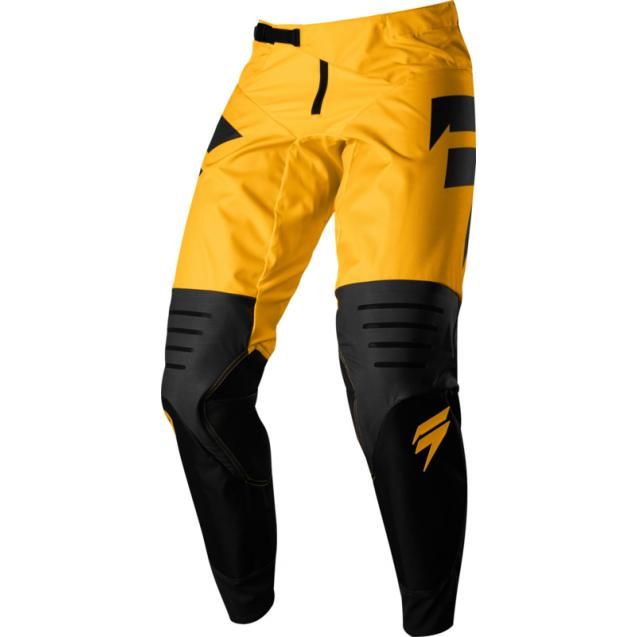 Мотоштаны Shift Black Strike Pant Yellow