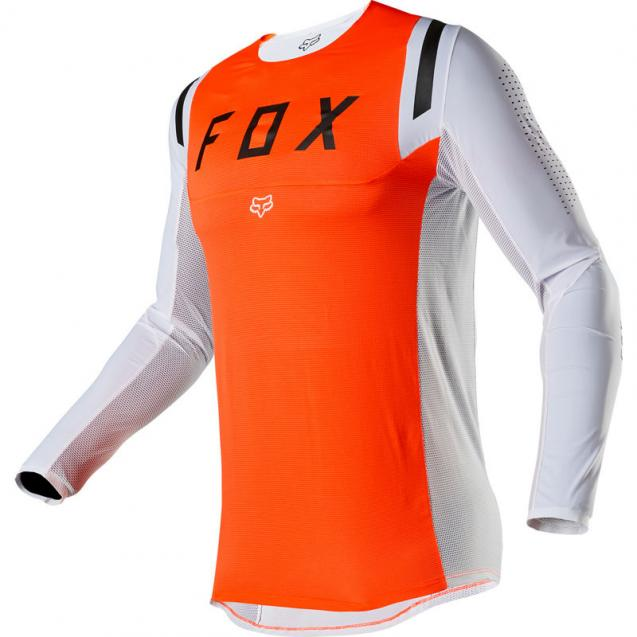 Мотоджерси Fox Flexair Howk Jersey Flow Orange