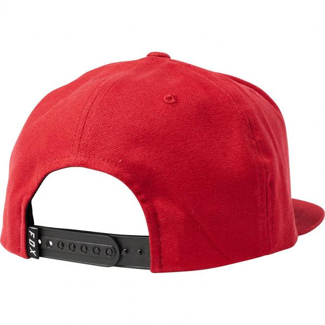 Бейсболка Fox Instill Snapback Hat Red/Black (21999-055-OS)