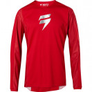 Мотоджерси Shift Whit3 Label Bloodline LE Jersey Red