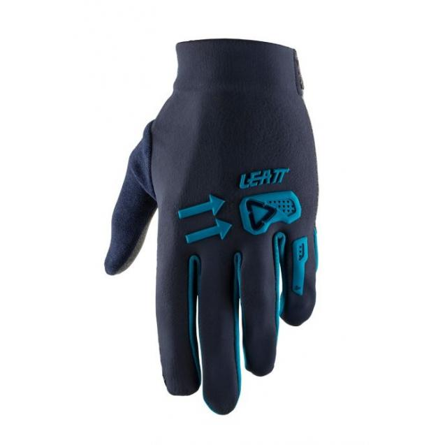 Велоперчатки Leatt DBX 2.0 WindBlock Glove Ink