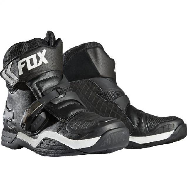 Мотоботы Fox Bomber Boot Black