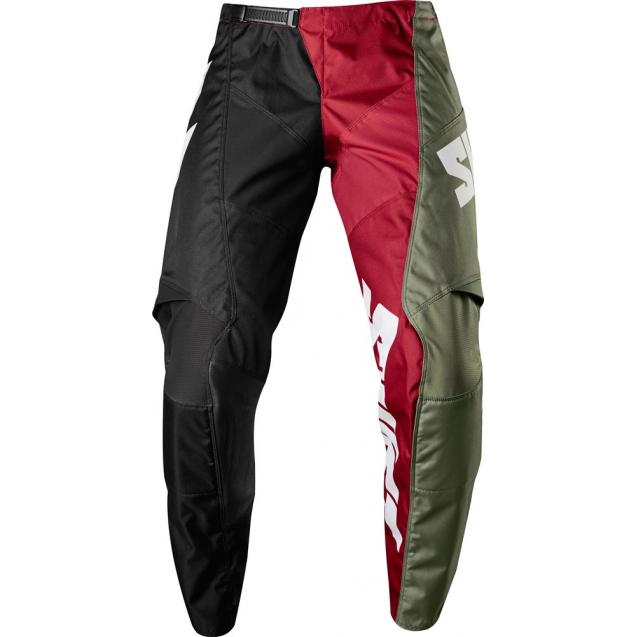 Мотоштаны Shift White Tarmac Pant Black