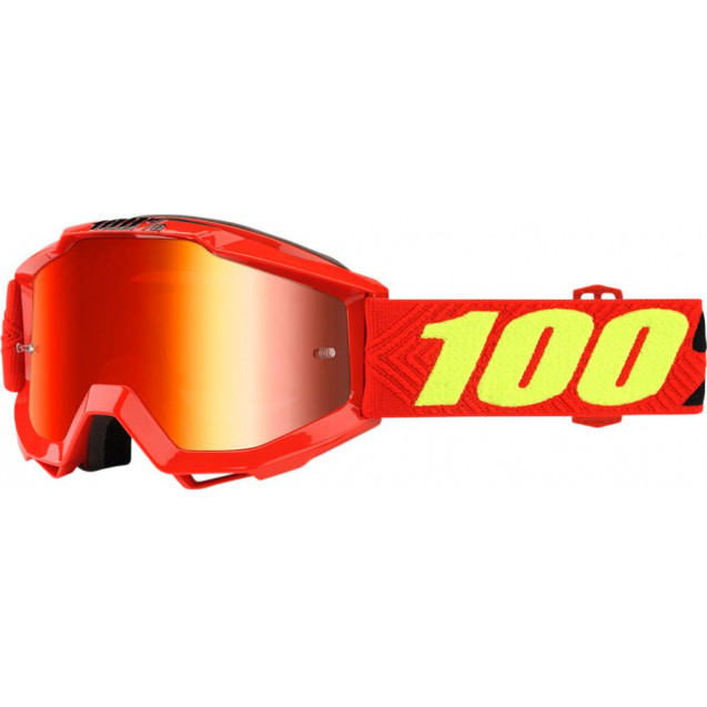 Очки подростковые 100% Accuri JR Saarinen / Mirror Red Lens (50310-203-02)
