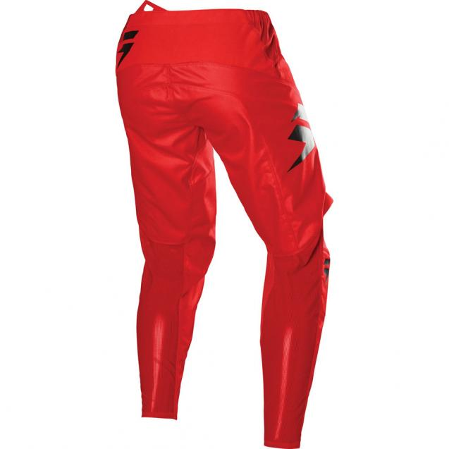 Мотоштаны Shift Whit3 Label Race Pant Red