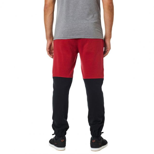 Штаны Fox Lateral Moto Pant Black/Red