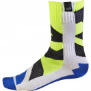 Носки подростковые Fox MX Creo Youth Sock White/Yellow