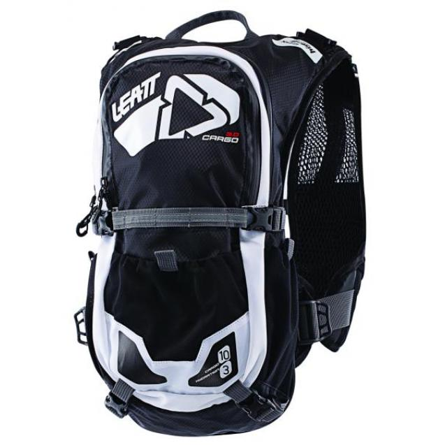 Рюкзак-гидропак Leatt GPX Cargo 3.0 Black/White (7017100131)