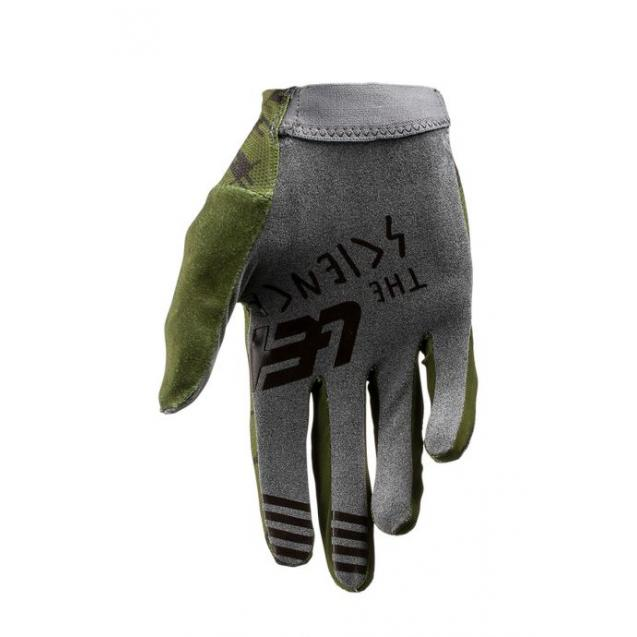 Велоперчатки Leatt DBX 2.0 X-Flow Glove Forest