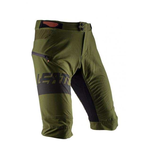 Велошорты Leatt DBX 3.0 Short Forest