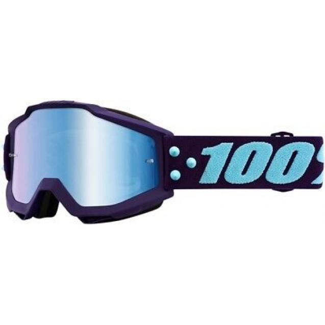Очки 100% Accuri Maneuver / Mirror Blue Lens (50210-345-02)