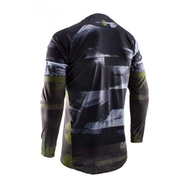 Велоджерси Leatt DBX 2.0 Long Jersey Forest