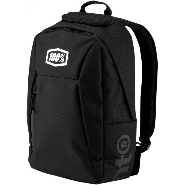 Рюкзак 100% Skycap Backpack Black (01004-001-01)