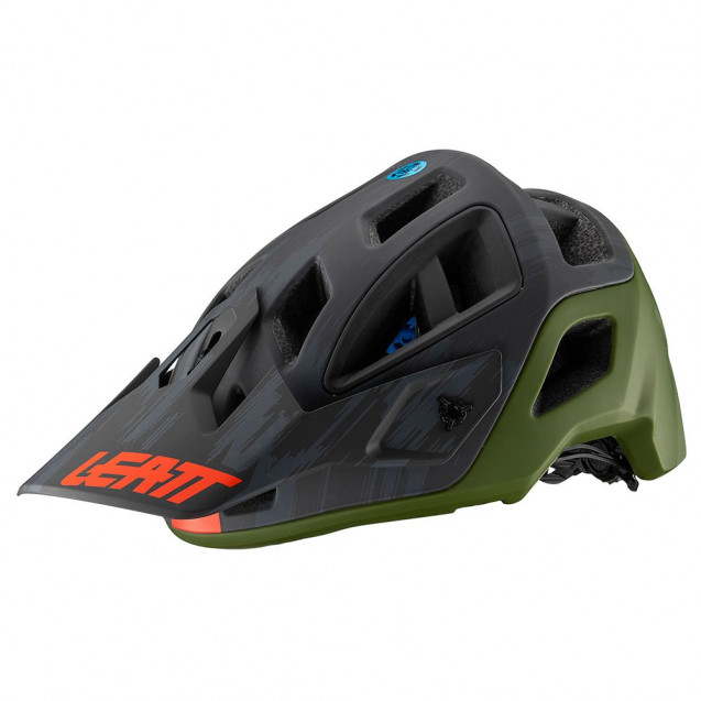 Велошлем Leatt DBX 3.0 All Mountain Helmet Forest