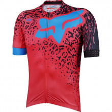 Веломайка Fox Ascent Comp SS Jersey Neon Red