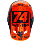 Козырек к шлему Fox V2 Union Helmet Visor Orange (15853-009-OS)
