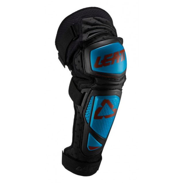 Наколенники Leatt Knee & Shin Guard EXT Fuel/Black