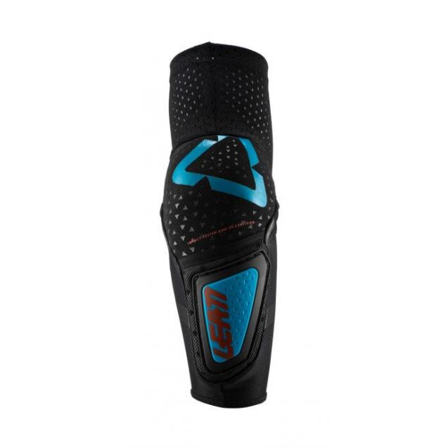Налокотники Leatt 3DF Elbow Guard Hybrid Fuel/Black