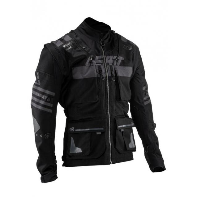 Мотокуртка Leatt GPX 5.5 Enduro Jacket Black
