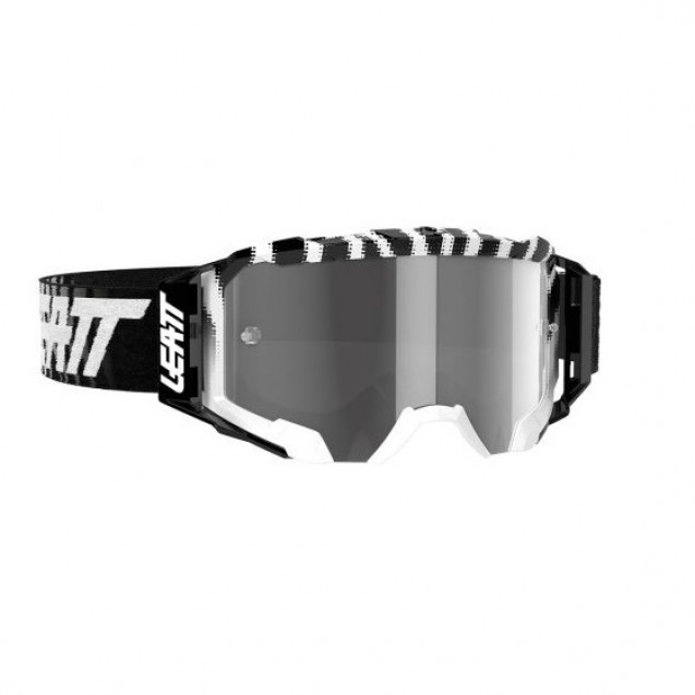 Очки Leatt Velocity 5.5 Zebra/Light Grey (8020001070)