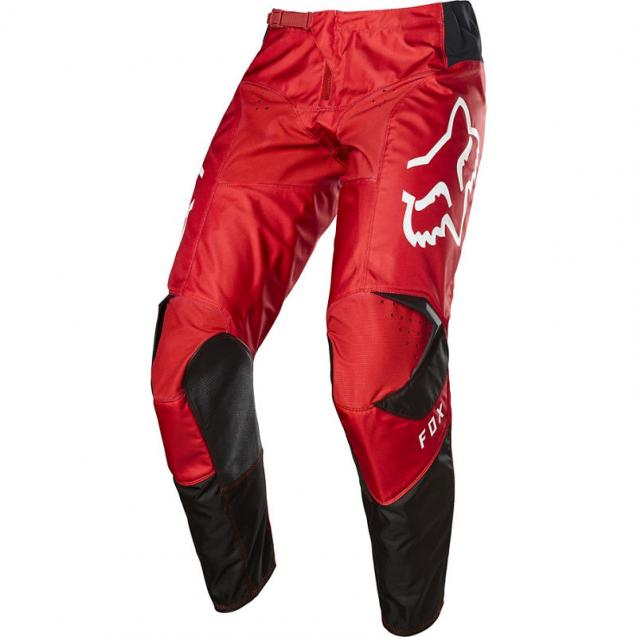 Мотоштаны Fox 180 Prix Pant Flame Red