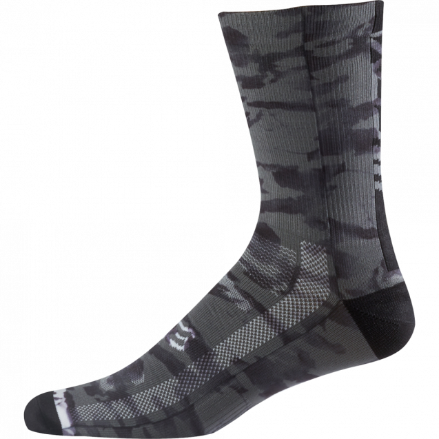 Носки Fox Creo Trail 8-inch Sock Black