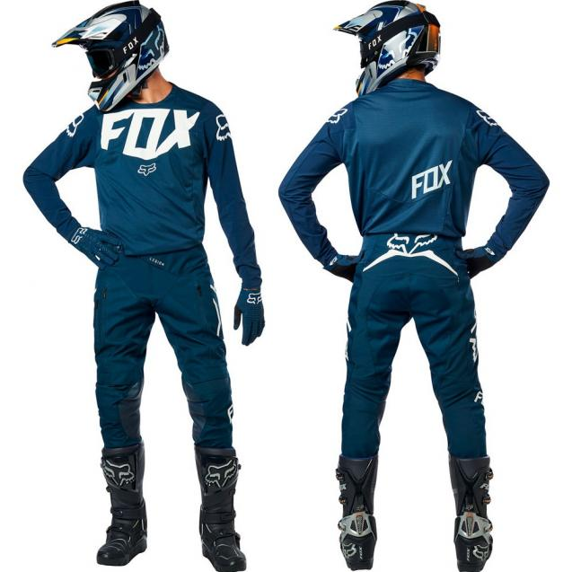 Мотоджерси Fox Legion Jersey Navy
