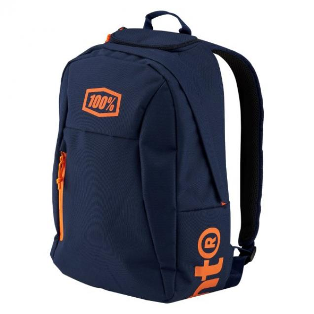 Рюкзак 100% Skycap Backpack Navy (01004-015-01)