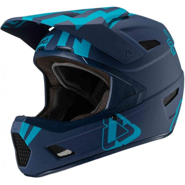 Велошлем Leatt DBX 3.0 DH Helmet Ink