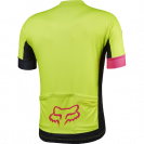 Веломайка Fox Ascent SS Jersey Flow Yellow