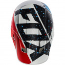 Козырек к шлему Fox V2 Helmet Visor Nirv Red/White (18255-054-OS)