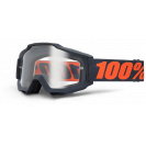 Очки 100% Accuri Gunmetal / Clear Lens (50200-025-02)