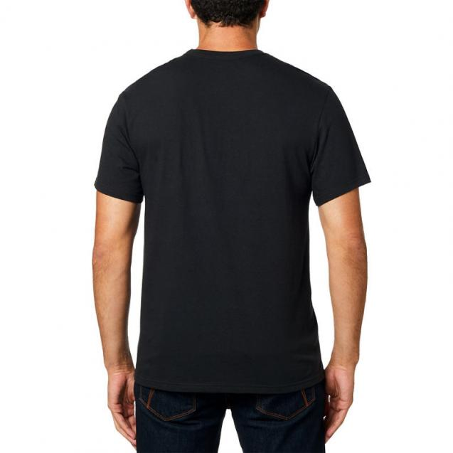 Футболка Fox Heritage 74 S Tee Black