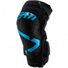 Наколенники Leatt 3DF 5.0 Zip Knee Guard Fuel/Black