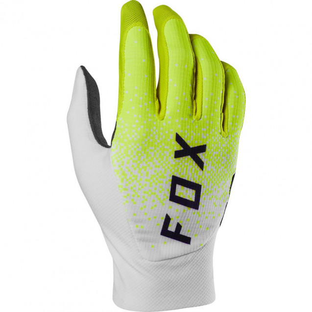 Мотоперчатки Fox Flexair Honr LE Glove Purple/Yellow
