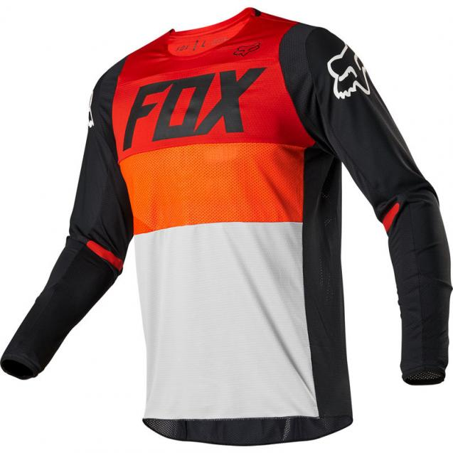Мотоджерси Fox 360 Bann Jersey Light Grey