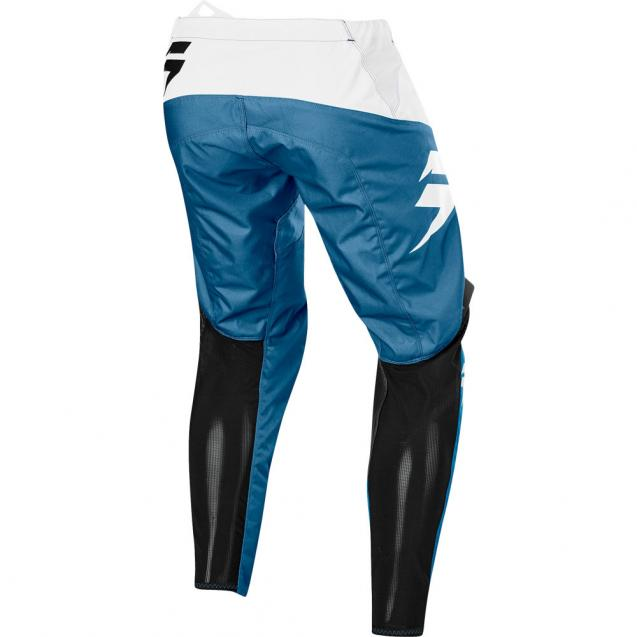 Мотоштаны Shift White Muse Pant Blue