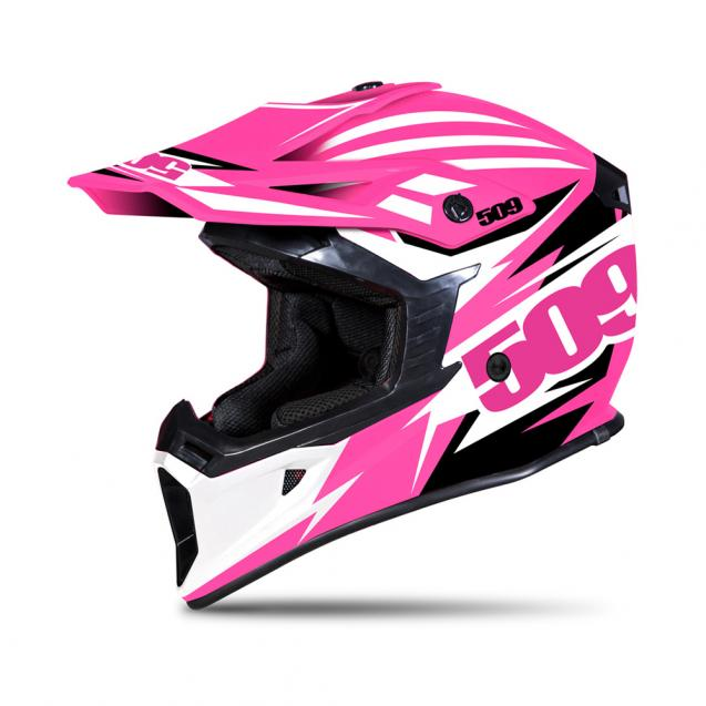 Шлем 509 Tactical Pink